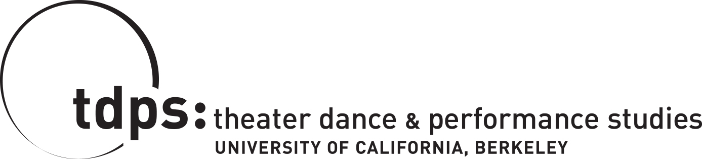UC Berkeley Department of Theater, Dance, and Performance Studies